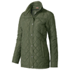 Stance ladies insulated jacket in army-green