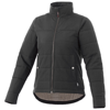 Bouncer insulated ladies jacket in grey-smoke