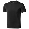 Nanaimo short sleeve men's t-shirt in anthracite
