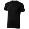 Nanaimo short sleeve men's t-shirt in black-solid