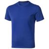 Nanaimo short sleeve men's t-shirt in blue