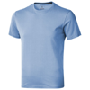 Nanaimo short sleeve men's t-shirt in light-blue