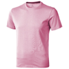 Nanaimo short sleeve men's t-shirt in light-pink