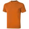 Nanaimo short sleeve men's t-shirt in orange