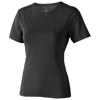 Nanaimo short sleeve women's T-shirt in anthracite