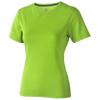 Nanaimo short sleeve women's T-shirt in apple-green