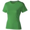 Nanaimo short sleeve women's T-shirt in fern-green