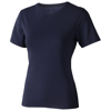 Nanaimo short sleeve women's T-shirt in navy
