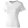 Nanaimo short sleeve women's T-shirt in white-solid