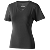 Kawartha short sleeve women's organic t-shirt in anthracite