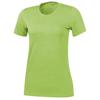 Sarek short sleeve ladies T-shirt in heather-apple