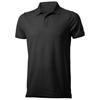 Yukon short sleeve Polo in anthracite