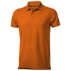 Yukon short sleeve Polo in orange