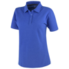 Primus short sleeve women's polo in blue