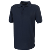 Crandall short sleeve men's polo in navy