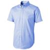 Manitoba short sleeve Shirt in light-blue