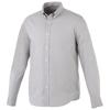 Vaillant long sleeve Shirt in steel-grey