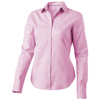 Vaillant long sleeve ladies shirt in pink