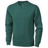 Surrey crew Sweater in forest-green
