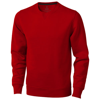 Surrey crew Sweater in red