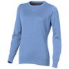 Fernie Crewneck Ladies Pullover in light-blue