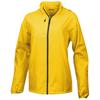 Flint lightweight jacket in yellow