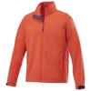 Maxson softshell jacket in orange