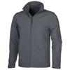 Maxson softshell jacket in storm-grey