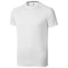 Niagara short sleeve men's cool fit t-shirt in white-solid
