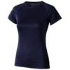 Niagara short sleeve women's cool fit t-shirt in navy