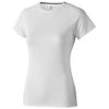Niagara short sleeve women's cool fit t-shirt in white-solid