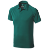 Ottawa short sleeve men's cool fit polo in forest-green