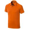Ottawa short sleeve men's cool fit polo in orange