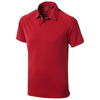 Ottawa short sleeve men's cool fit polo in red
