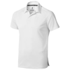 Ottawa short sleeve men's cool fit polo in white-solid