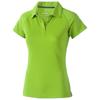 Ottawa short sleeve women's cool fit polo in apple-green