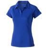 Ottawa short sleeve women's cool fit polo in blue