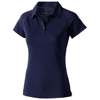 Ottawa short sleeve women's cool fit polo in navy