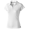 Ottawa short sleeve women's cool fit polo in white-solid