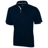 Kiso short sleeve men's cool fit polo in navy