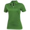 Prescott short sleeve ladies Polo in green