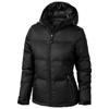 Caledon ladies down Jacket in black-solid