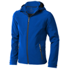 Langley softshell jacket in blue