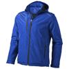 Smithers fleece lined Jacket in blue