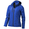 Smithers fleece lined ladies Jacket in blue