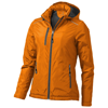 Smithers fleece lined ladies Jacket in orange