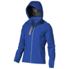 Howson softshell ladies Jacket in blue