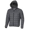Kanata light down Jacket in steel-grey