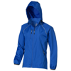 Nelson packable ladies Jacket in blue