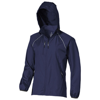Nelson packable ladies Jacket in navy